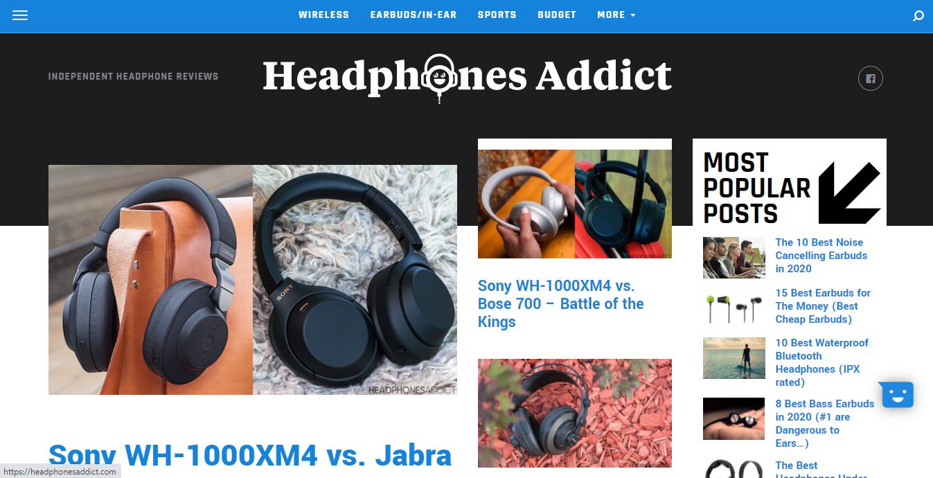Headphones Addict