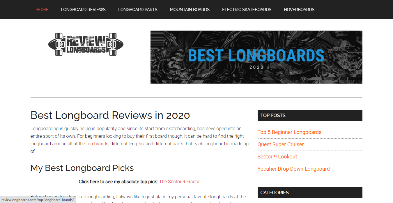 ReviewLongboards